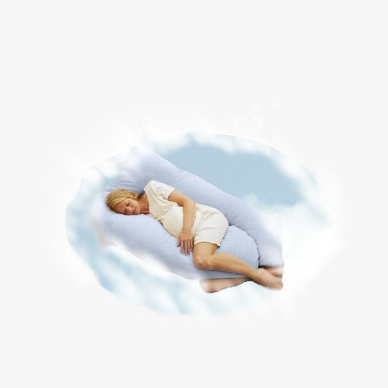 Travesseiro de Apoio para Grávida
