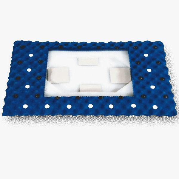 Travesseiro Do In Relax com Rabatan Porcelana