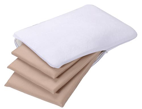 Travesseiro Flex Relax em Camadas TURBO