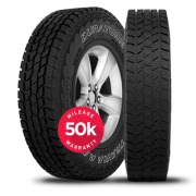 at Pneu Duraturn  LT245/75R16