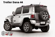 Bloqueio de diferencial para Troller Dana 44 | Dianteiro e Traseiro