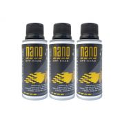 Kit com 3 Nano OFF-ROAD - 3ª Geração - 120ml