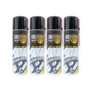 Kit com 4 Graxas Nano Ivory SP2- Alta Performance - Spray - 300ml