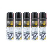 Kit com 5 Graxas Nano Ivory SP2- Alta Performance - Spray - 300ml