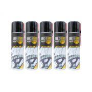 Kit com 5 Graxas Nano Ivory SP2- Alta Performance - Spray - 300ml