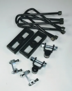 Kit Lift Suspenção Ranger 4x4 99 A 2012 King 4x4
