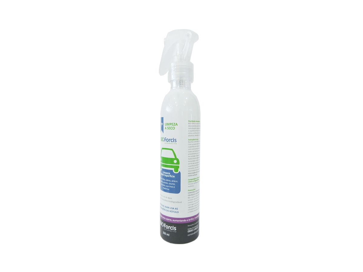 Bioforcis Limpeza Multi Superfícies A Seco 200ml