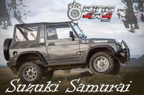 Bloqueio de diferencial para Suzuki Samurai | Dianteiro e Traseiro