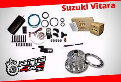 Bloqueio de diferencial para Suzuki Vitara, Gran Vitara e Tracker | Dianteiro ou Traseiro