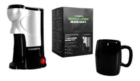 Cafeteira Dometic MC01 150ml 12V - Motorhome / Caminhão