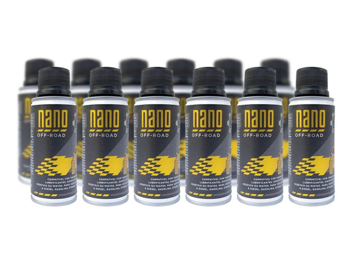 Caixa com 12 Nano OFF-ROAD - 3ª Geração - 120ml