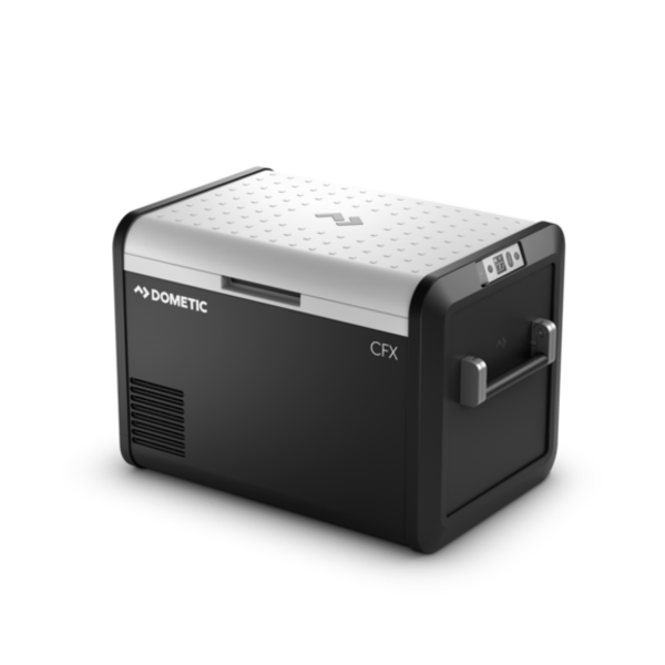 Geladeira e freezer Dometic CFX3 55 - 12/24V e 110/220V