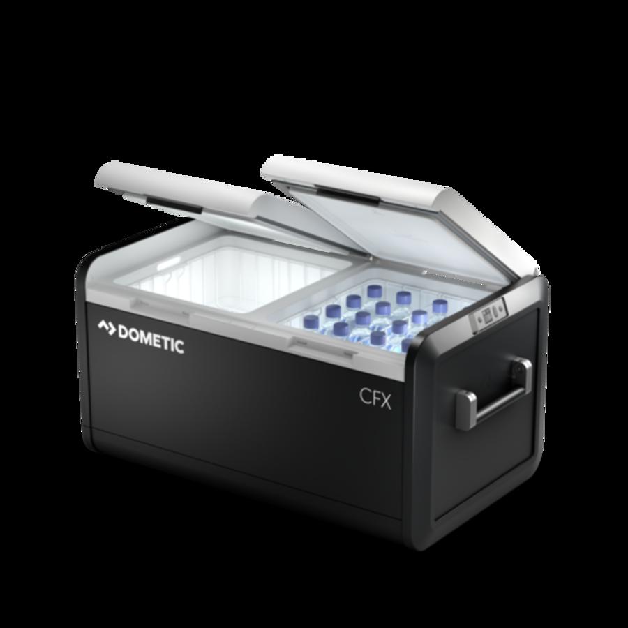 Geladeira e freezer Dometic CFX3 95 DZ - 12/24V e 110/220V