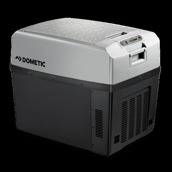 Geladeira Portátil TropiCool   Dometic TCX 35   33 Litros   Até -30ºC da Temperatura Ambiente   Termo-Elétrica