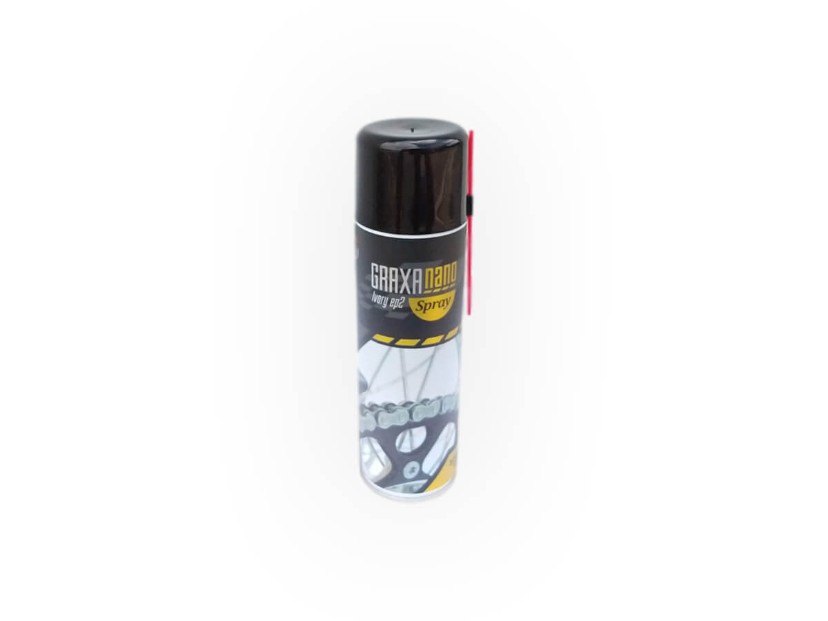 Graxa Nano Ivory SP2- Alta Performance - Spray - 300ml