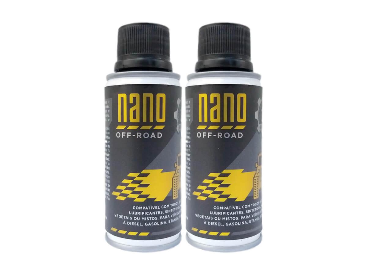 Kit com 2 Nano OFF-ROAD - 3ª Geração - 120ml