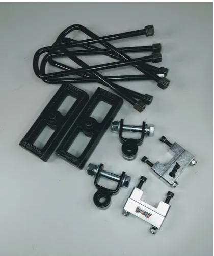 Kit Lift Suspenção Ranger 4x2 99 A 2012 King 4x4