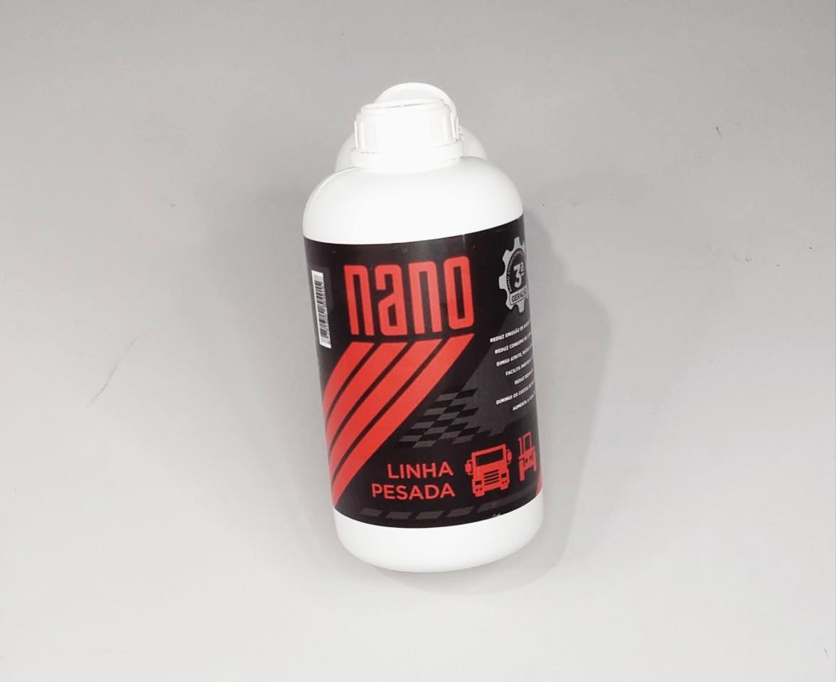 Nano Condicionador De Metais 1 Litro Linha Pesada