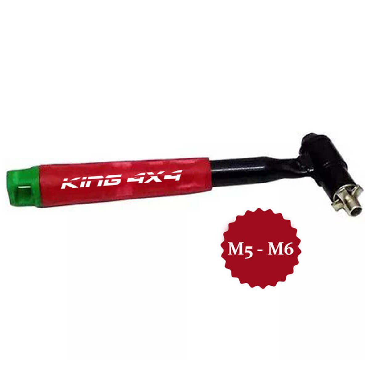 Rebitadeira KING 4x4| M5/M6 | Plusnut
