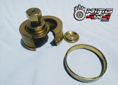 Sacador Rolamento Caixa Satélite para  Toyota Bandeirante, Tracker, Vitara, Gran Vitara e Traseiro de Jimny e Samurai.
