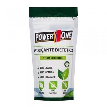 Adoçante Dietético Stévia e Eritritol (180g) - Power1One