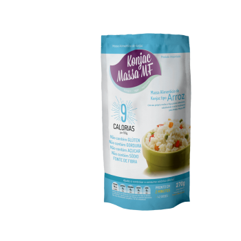 Arroz Konjac Zero Carbo - 200g - Massa MF