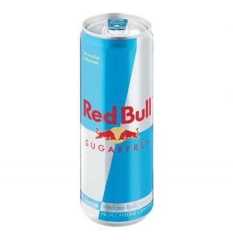 Bebida Energética Sugar Free Red Bull - 250ml