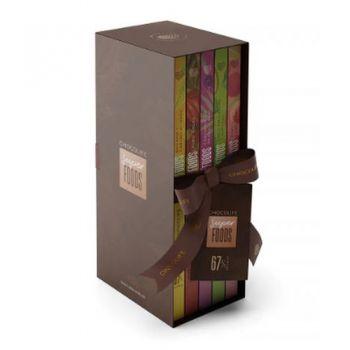 Biblioteca de Chocolate SUPERFOOD (400g) - Chocolife