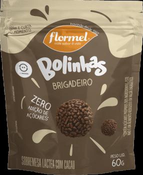 Bolinhas de Brigadeiro (60g) - Flormel