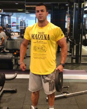 Camiseta Maizena Masculina
