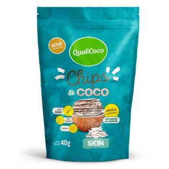 Chips De Coco Skin (40g) QualiCoco