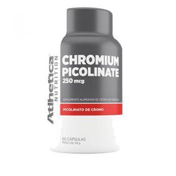 Chromium Picolinate (250mcg) 60 Cápsulas - Atlhetica Nutrition