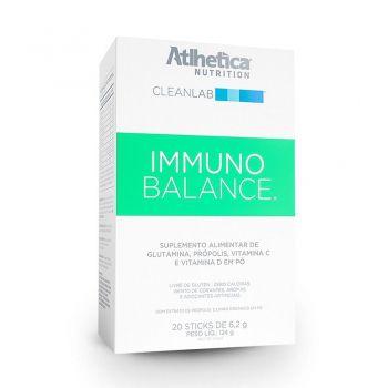 CLEANLAB IMMUNO BALANCE (MELHORA IMUNIDADE) - Atlhetica Nutrition