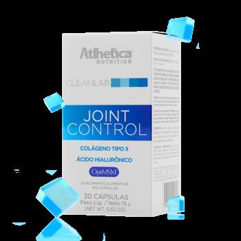 CLEANLAB JOINT CONTROL (30 Cápsulas) - Atlhetica Nutrition