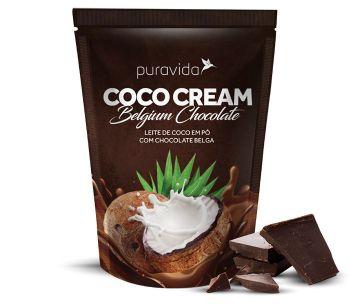 Coco Cream Chocolate Belga (250g) - PuraVida