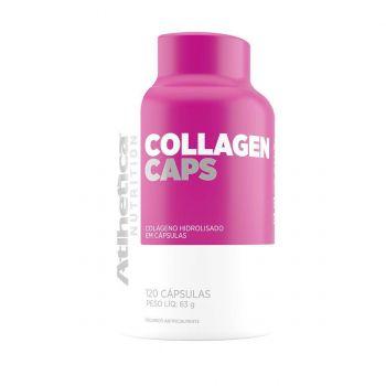 Collagen Caps (120 Cápsulas) -  Atlhetica Nutrition
