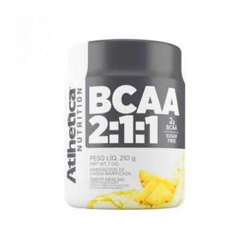 BCAA 2:1:1 - 210g Abacaxi - Atlhetica Nutrition
