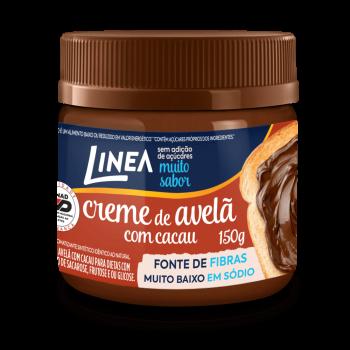 Creme De Avelã Com Cacau (150g) - Linea