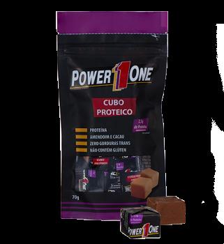 Dadinho Cubo Proteico (70g) - Power1One