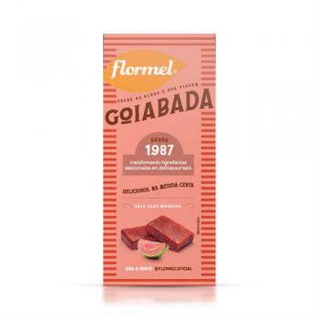 Doces Pedaços Goiabada Zero (caixa 3 unidades) - Flormel