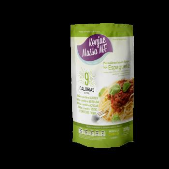 Espaguete Macarrão Konjac Zero Carbo - 200g - Massa MF