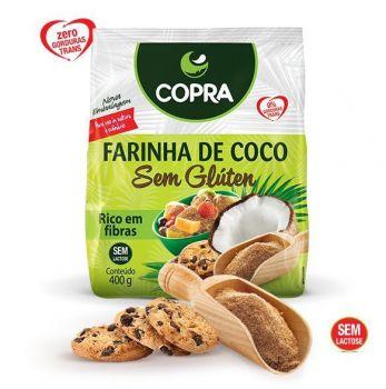 Farinha De Coco (400g) - Copra