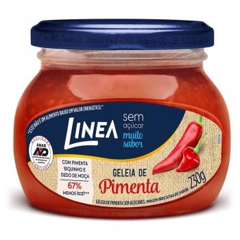 Geleia De Pimenta Vermelha (230g) - Linea