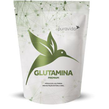 Glutamina Premium (300g) - PuraVida