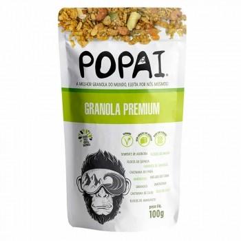 Granola Premium (100g) - Popai
