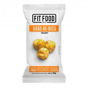Grão-de-Bico Levemente Salgado (30g) - Fit Food