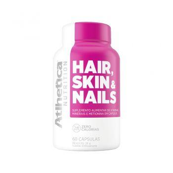 Hair, Skin & Nails (CABELO PELE UNHAS) - Atlhetica Nutrition