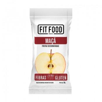 Maça Desidratada Snack (30g) - Fit Food