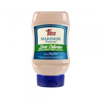 Maionese Zero Calorias (335g) - Mrs Taste