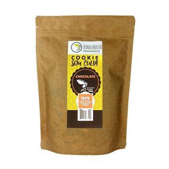 Mistura Cookie de Chocolate Belga  (315g) - Dona Enxuta